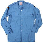 GERMAN ARMY /  NAVY SHIRT in SKY BLUE