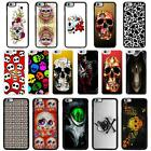 Sugar Skull 3 Case Cover for Apple iPhone 6 & Plus - No.13