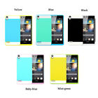 New For Huawei Ascend P6 Vivid Hybrid Impact Layer IC Card Holder Case Cover