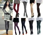Women's Colorful Legging Pantyhose TightsThick Warm Autumn Winter Stockings Sock