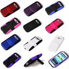 NEW MESH Rubber STAND CASE COVER FOR SAMSUNG GALAXY i9300/i535/L710/T999/i747