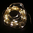2M String Light 20 LED Battery Operated Xmas Lights Party Wedding Decoration