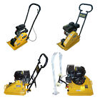 New Heavy Duty Petrol Tamper Plate Compactor Compacting 4 Stroke Engine Quality