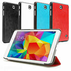 """SMART ULTRA THIN LEATHER CASE COVER FOR SAMSUNG GALAXY TAB 4 8"""" (T330 / T331)"""