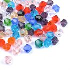 FREE SHIP MIXED COLOR Czech Crystal BICONE Loose Spacer BEADS 4MM 6MM 8MM