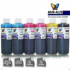 1X 250 ml Ink For Epson CISS 3640 7610 7620 3620 7110 2510 2520 2530 2540 & MORE