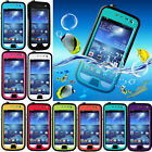 New Waterproof Shockproof Snow Proof Dirt Case Cover for Samsung Galaxy S4 Mini