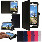 Acer Iconia Tab 8 (Model: A1-840) Leather Flip Case Cover with Multi-Angle Stand