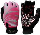 PK LADIES TOP QUALITY WINTER CYCLING WALKING HIKING WARM FULL FINGERGLOVES