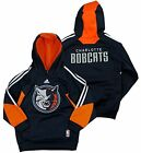 Adidas NBA Youth Boy's Charlotte Bobcats On The Court Pull Over Hoodie, Navy on eBay