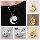 2015 I Love You To The Moon And Back Ture love Pendant Necklaces New Coming Gift