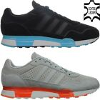 Adidas ZX 900 men's casual shoes trainers black blue grey orange suede OP NEW