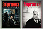 The Sopranos Complete Season 6 Part 1 2 DVD Final 026359424120 Gandolfini New