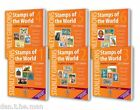 STANLEY GIBBONS STAMPS OF THE WORLD CATALOGUES 2015 - BOOKS 1 TO 6  INDIVIDUALLY