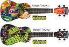 Teenage Mutant Ninja Turtles Soprano Ukulele Complete Package - Choice of Design
