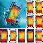 New Shock Water Proof Aluminum Gorilla Metal Case for Samsung Galaxy Note3 N9000