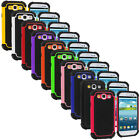 For Samsung Galaxy S3 Hybrid Armor Rugged Shockproof Hard Case Cover Accessory