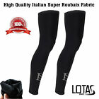 New Mens Compression Cycling Leg Knee Warmer Thermal Base Layer Tight Fit