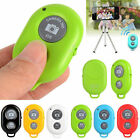 Wireless Bluetooth Camera Remote Control Self-timer Shutter For iPhone Samsung