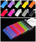 Ultra Thin Slim 0.3mm Crystal Clear PP Hard Case Cover Skin For Samsung Galaxy