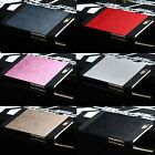 Stylish Metal Hard Slim Back Case Cover Wallet Pocket Holder for iPhone 6 4.7""