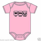 STAR WARS BABYGROW EAT, SLEEP JEDI IN TRAINING ASST COLOURS 0-18 MONTHS BABYVEST