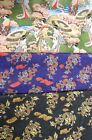 ASIAN PRINTS Hoffman china doll dragon geisha fuji afternoon 100% cotton fabric