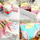 6/12Pcs Resuable Kids Baby Boys Girls Cotton Toddler Potty Soft Pants Underwear