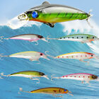 New Chic 4 1/3 inch 1/2 oz Minnow Fishing Lures Shallow Water For Bass Fishing