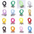 Wholesale 100pcs Mobile Phone Dangle String Strap LARIAT Thread Cord 20 Colors
