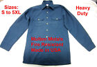 USA MADE!!! Oasis Tencate Fire Resistant Shirt Welding Bl...