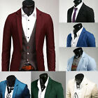 Neuf Homme Costume Comfortable Men's One Button Suit Blazer Coat fashion Jackets