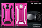 Shock Proof Aluminum Metal Bumper Shell Case For Samsung Galaxy Note 4 N9100