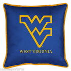 West Virginia Mountaineers Toss Throw Pillow Single or Pair