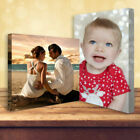 """Your Personalised Photo on Canvas Print 16"""" x 12"""" Framed A3 Ready to Hang"""