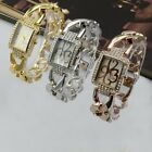 WH013 Women's watch Diamond Bracelet Wrist Quartz Analog Watch Lady/Women's