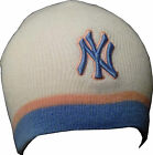 NEW Mens Womens UNISEX New York NY Yankees Wooly Woolly Beanie Hat ONE SIZE