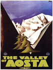 4876.The valley of aostra.mountain range.POSTER.Decoration.Graphic Art