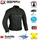 Aircon Motorbike Motorcycle Jacket Waterproof with Armours