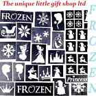 FROZEN stencils, elsa,olaf,anna-all quantities, choose from the drop down menu