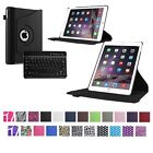 Bluetooth Keyboard Slim Folio Case Stand Flip Cover for Apple iPad Air 2 6th Gen