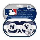 MLB Team Pacifiers, 2-Pack- Pick Your Team!