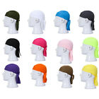 Adjustable Cycling Bike Bicycle Sports Headscarf Pirate Bandana Hat 11 Colors US