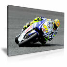 Valentino Rossi MotoGP Sports Canvas Modern Home Office Art Deco ~ from 12.99