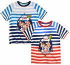 Boys Disney Jake And The Neverland Pirate T Shirt Kids Top Age 3 4 5 6 Years New