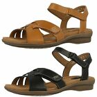 SALE WAS £45 NOW £35 Ladies Clarks leather sandal D fitting Reid Laguna