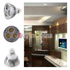 Bright MR16 6W LED Dimmable Spot Light Lamp Bulb Warm White