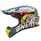 ONEAL 2015 Motocross Helm 3series Wild Multi Enduro Cross MTB Quad