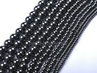100pcs Natural Magnetic Hematite Spacer Charms Beads Findings 4-12mm