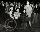 "1943 Weegee Photo ""East Side Murder"" Children Crime Scene"